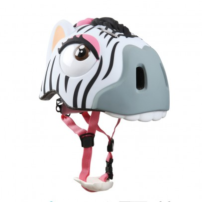 Crazy Safety Helm Zebra-listing