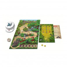 Blackrock Games Merlin Zinzin Board Game-listing