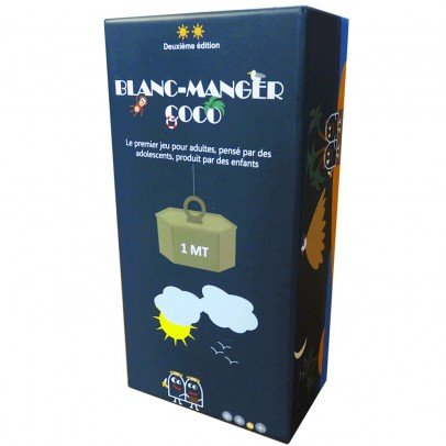 Blackrock Games Blanc-Manger Coco Board Game-listing