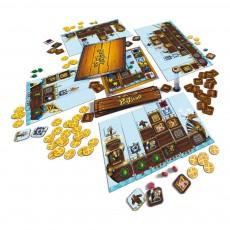 Blackrock Games Jeu de stratégie Piratoons-listing