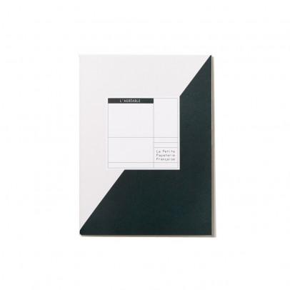 """La Petite Papeterie Française """"Agréable"""" Project Notebook - 72 pages-listing"""