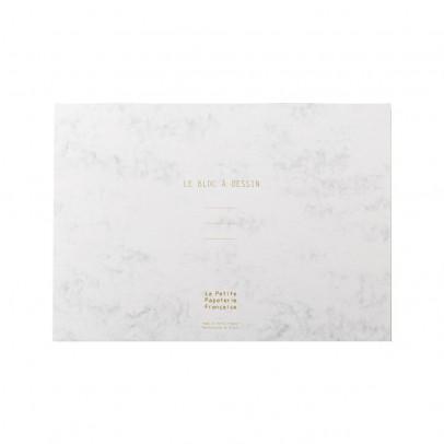 La Petite Papeterie Française Blocco da Disegno A4 - 154 fogli rimovibili-listing