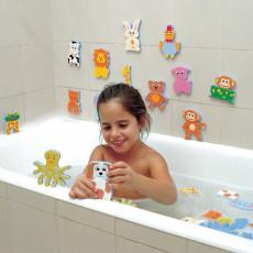 Edushape Animaux à assembler pour le bain-listing