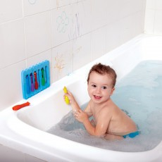 Edushape Bath Tub Art Crayons Bath Toy-listing