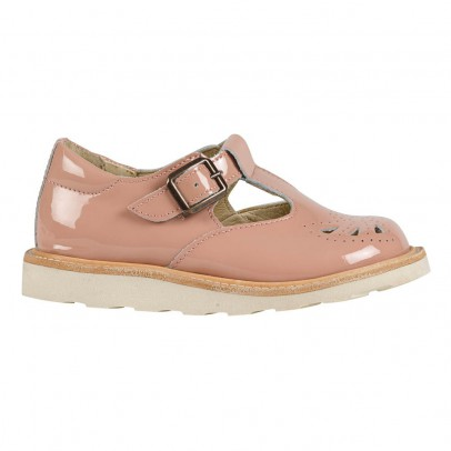 Young Soles Rosie Baby Patent Leather-listing