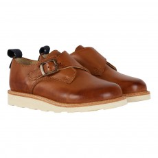 Young Soles Derbies Cuir Boucle Charlie-listing