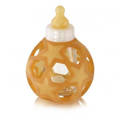 Hevea Ball Stern und Babyfläschchen weiß-listing