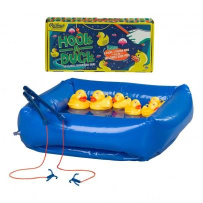 Ridley's Juego de pesca patos hinchable-listing