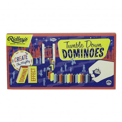 Ridley's Domino de madera-listing
