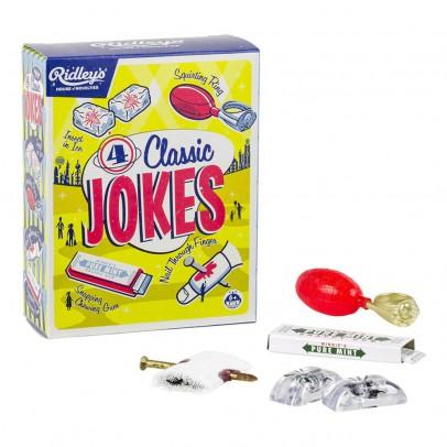Ridley's Joke Set-listing
