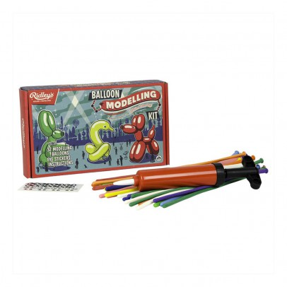 Ridley's Balloon Modelling Kit-listing