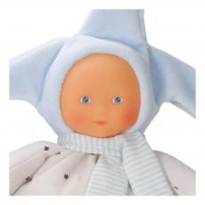 Corolle Lutin - Muñeca Bebé Azul Estrellas 24 cm-product