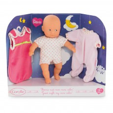 Corolle My Mini Cuddle - Good Night Baby Doll 20cm-listing
