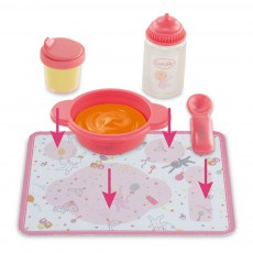Corolle My First - Mealtime Set-listing