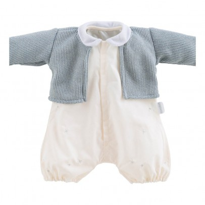Corolle My Classic - Christmas Story Romper and Cardigan-product