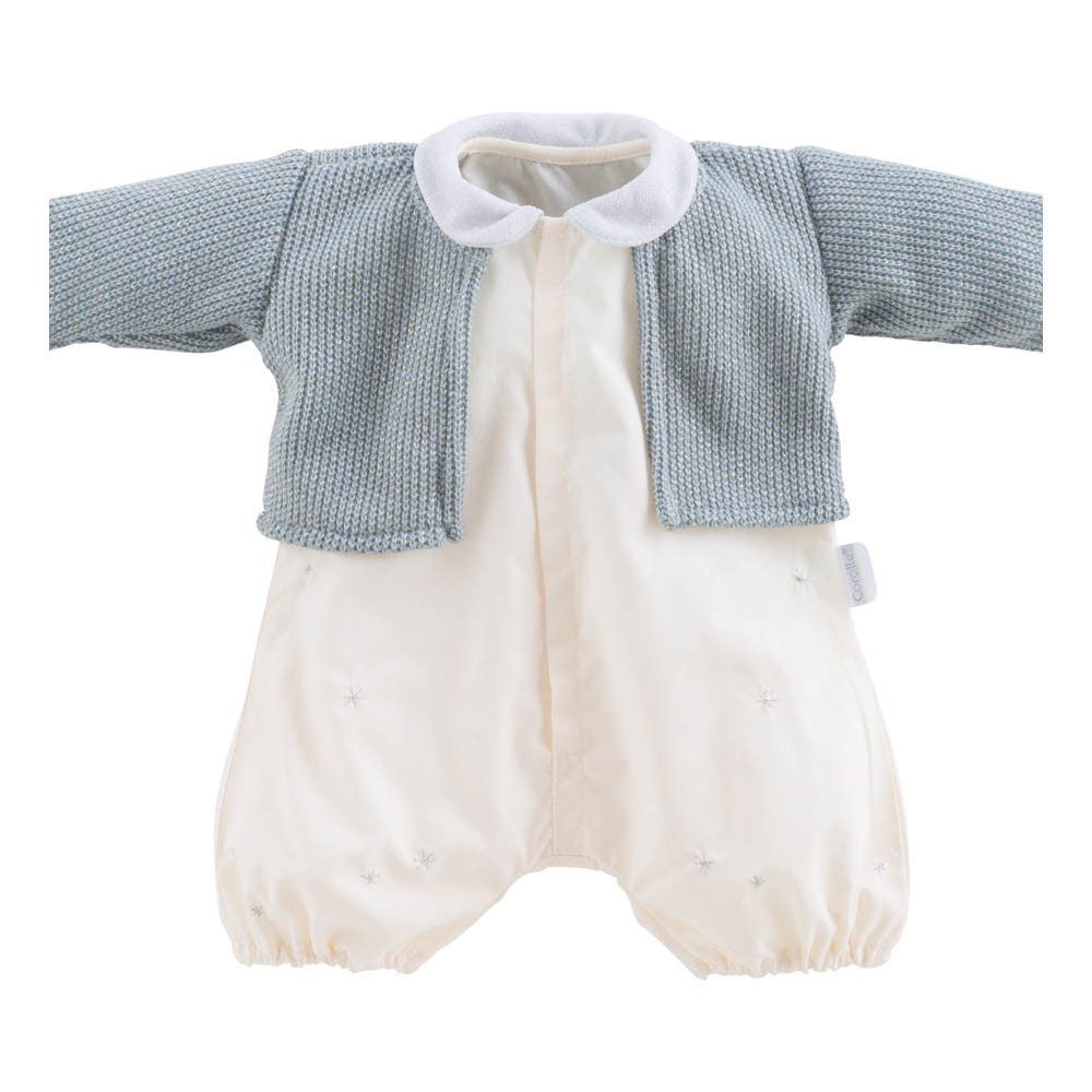 My Classic - Christmas Story Romper and Cardigan-product