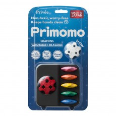 product-Primomo Washable Crayon Flowers - Set of 6