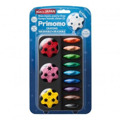 Primomo Crayons de couleur effaçables fleur - Set de 12-listing