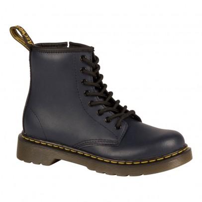 Dr Martens Boots Cuir Zippées Delaney-listing