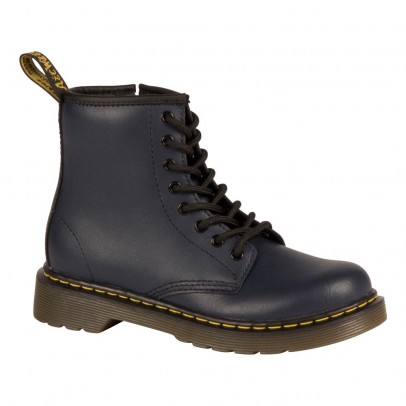 Dr Martens Delaney Leather Boots with Zip-listing