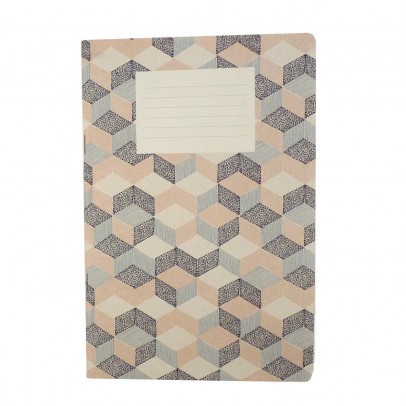 Season Paper Collection Patchwork Notebook-listing