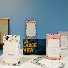 Season Paper Collection Bloc-notes Tutti frutti-listing