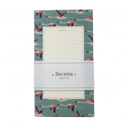 Season Paper Collection Notizblock Flamingo -listing