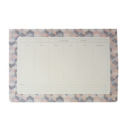 Season Paper Collection Semanario Patchwork-listing