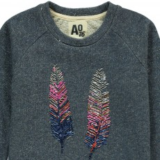 AO76 Sweat Plumes Paillettes-listing