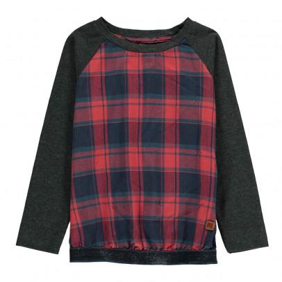 AO76 T-Shirt Carreaux Jane-listing
