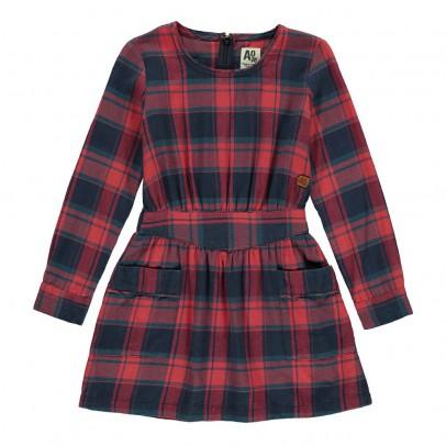 AO76 Jane Check Dress-listing