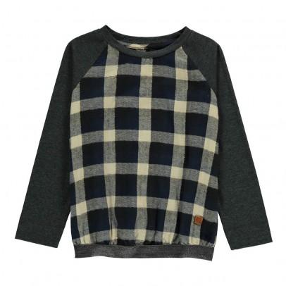AO76 Josie Check T-Shirt-listing