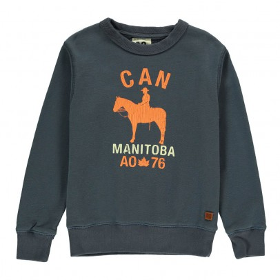 AO76 Horserider Sweatshirt-listing