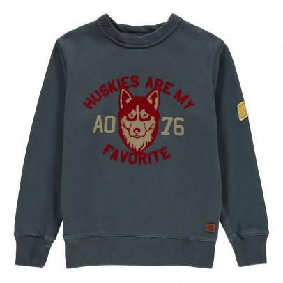 AO76 Sweat Tête Loup-listing