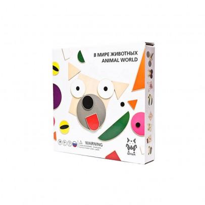 Shusha Jouet en bois Animaux-listing