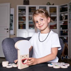Shusha Food Wooden Toy-listing
