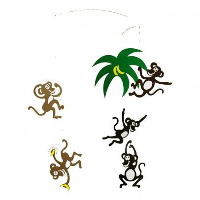 Flensted Mobile singes dans les arbres-listing