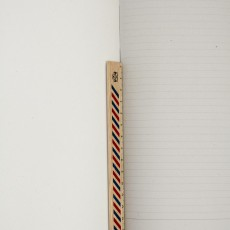 Papier Tigre Bamboo A5 Notebook-listing