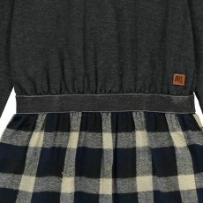 AO76 Josie Check Dress-listing