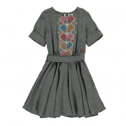 AO76 Jill Embroidered Dress-listing
