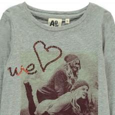 "AO76 T-Shirt Photo ""Love""-listing"