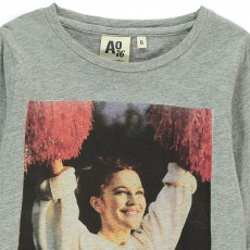 AO76 Pom-pom Girl T-Shirt-listing