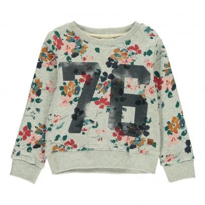 "AO76 Flower ""76"" Sweatshirt-listing"