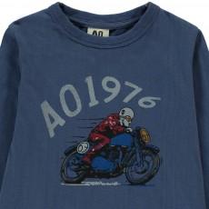 AO76 Motorbike T-Shirt-listing
