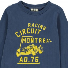 AO76 T-Shirt Voiture-listing