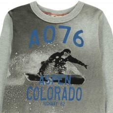 AO76 T-Shirt Snowboardeur-listing