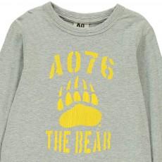 AO76 Bear Foot T-Shirt-listing