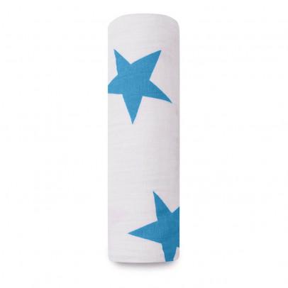 aden + anais  Stars Swaddling Cloth 120x120cm-listing