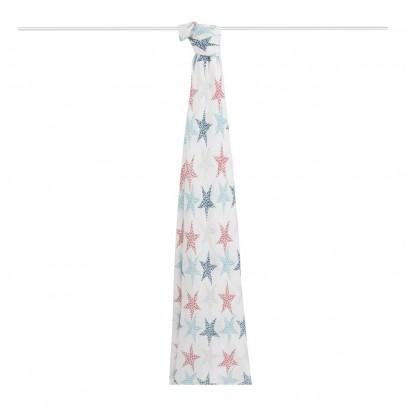 aden + anais  Large Stars Bambou Swaddling Cloth 120x120cm-listing