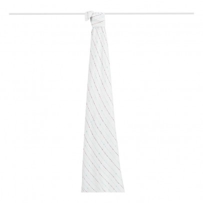 aden + anais  Fascia- plaid 120x120 cm Bambou Piccole stelle-listing